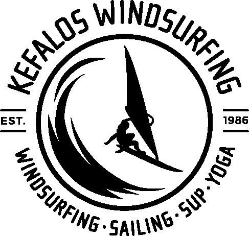 Kefalos Windsurfing Logo